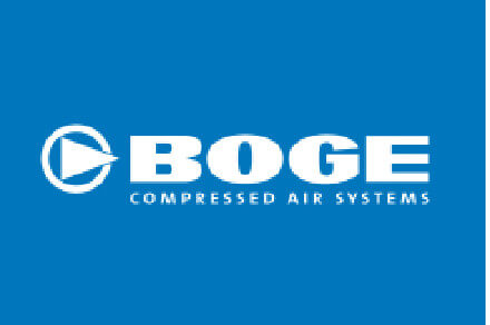BOGE Compressed Air Systems Logo