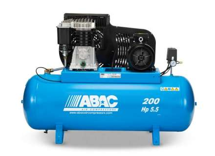 Economy range of aluminium piston air compressors