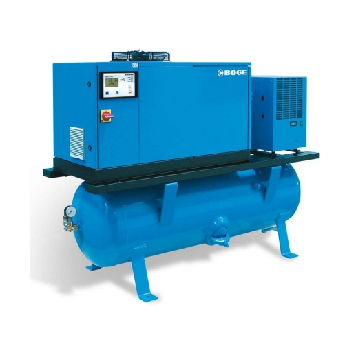 Screw Compressor C...LFDR up to 7.5 kW