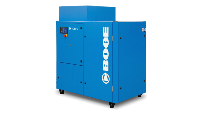 BOGE Air Compressor Unit
